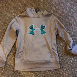 Under armor cold gear hoodie